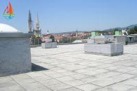 Sanacija ravnog prohodnog krova