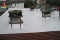 Sanacija limenog trapez krova