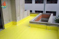 Hidroizolacija ravnog krova i terasa