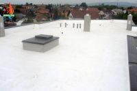 Hidroizolacija ravnog krova, balkona i terasa