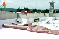 Hidroizolacija ravnog krova i terase
